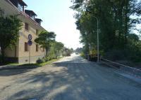 JV obchvat Holešova - ulice Partyzánská
