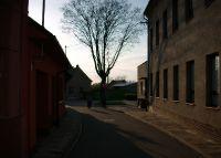 Ulice Dlažánky