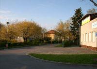 Pohled do ulice Třešňové sady