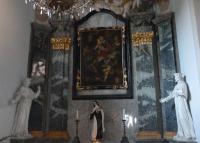 kaple sv. Kosmy a Damiána