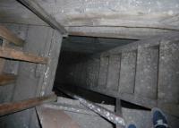 vstup do zvonice