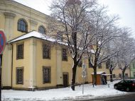 nám. Dr.E. Beneše - kostel