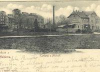 Pozdrav z Holešova, Tavárna a nádraží