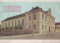 Sokolovna v Holešově