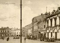 Holešov. Náměstí