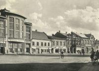 Holešov - Gottwaldovo náměstí