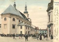 Holešov. Kostel