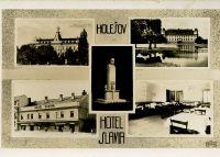 Holešov - Hotel Slavia