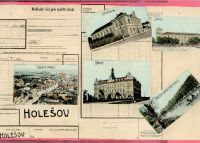 Holešov - Nákladní list