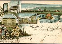 Gruss aus Holleschau