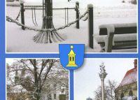 Zimní Holešov