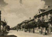 Holešov - Palackého ulice