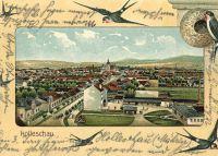 Vlaštovky - Palackého - Holleschau