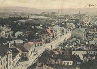 Holešov - Jihozápadní část