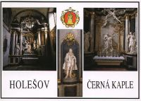 Holešov - Černá kaple