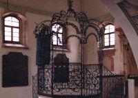 Holešov. Šachova synagoga