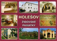 Holešov - Židovské památky
