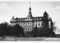 Holešov - gymnasium