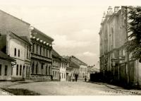Holešov - židovská čtvrť