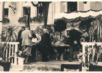Návštěva prezidenta Masaryka