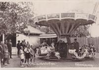 Živ. prů. výstava v Holešově 1931 - Zábavní podniky