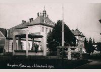 Dívčí škola - Živn. prům. výstava 1931