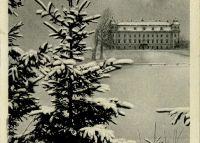 Vánoční a novoroční pozdrav z Holešova