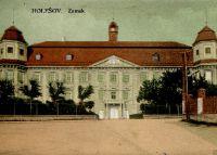 Holešov - zámek