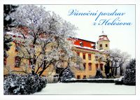 Vánoční pozdrav z Holešova