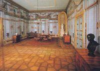 Holešov - Modrý salón zámku