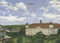 Holešov - Zámek - Kostel sv. Anny