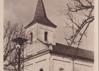 Prusinowitz - Rhom-katol Kirche