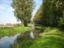 Od Záhlinických rybníků po ústí do Moravy