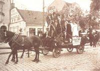 Agrární slavnost ve Všetulích u Holešova