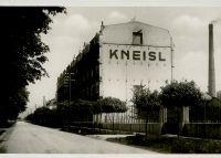 Všetuly - Kneislova továrna na cukrovinky