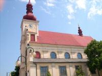 Kostel Nanebevzetí Panny Marie – exteriér
