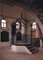 Šachova synagoga – interiér