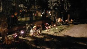 17. října 2016 – Podzimní výzdoba MŠ Masarykova (+9,6 °C)