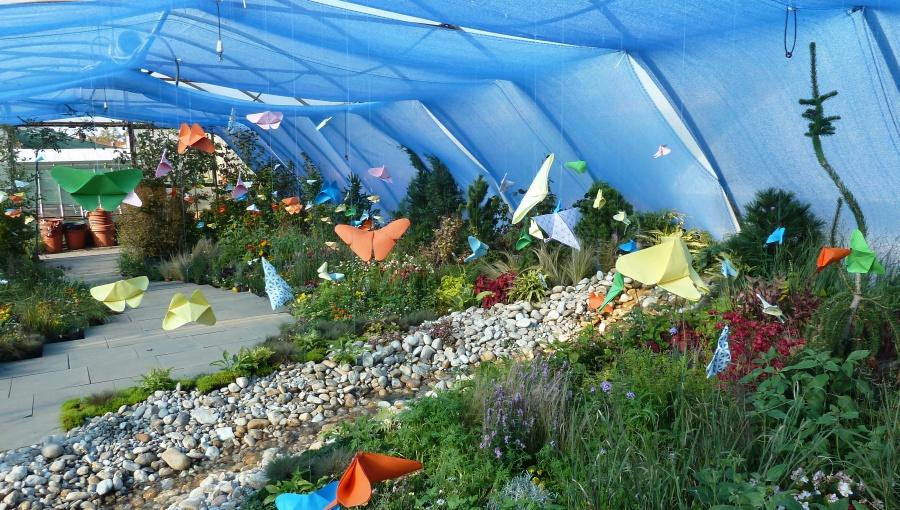 1. října 2017 – Zahradnická výstava Na křídlech motýlů - Stella (13,8 °C)