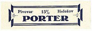 Etiketa jednoho z produktů, zdroj: www.pivety.com