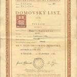 Všetuly (1940) Protektorát Čechy a Morava
