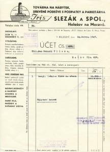 Iris - Slezák a spol. (účet)