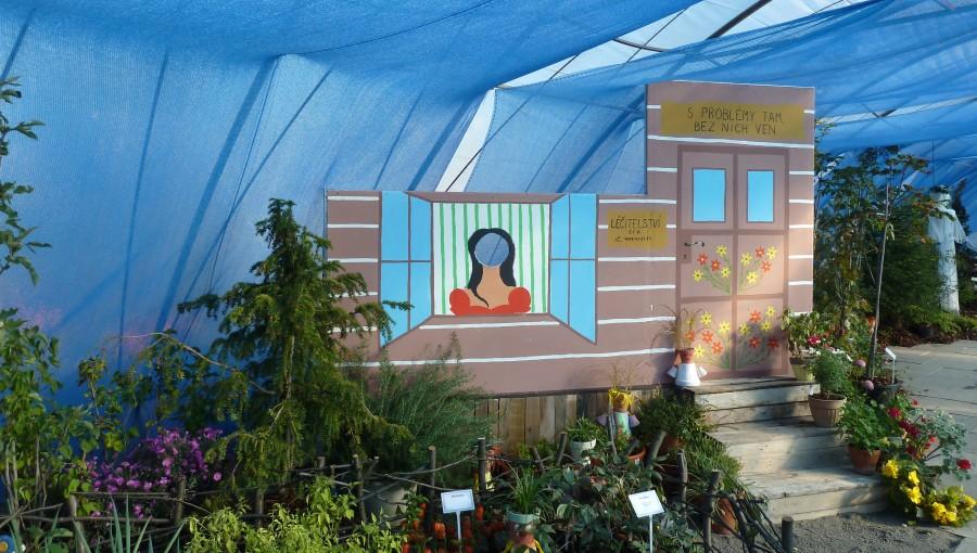 28. září 2018 – Stella zahradnictví - Prodejní výstava Byliny a mýty (16,5 °C)